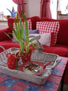 Čtvrteční pozdravení do Hobby milé tvořilky Sweet Home, Basket, Spaces, Quartos, House Beautiful
