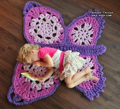 If you\'re on the hunt for a Crochet Butterflies Pattern we have lots of great ideas including a Youtube video. Be sure to check out all the free patterns.