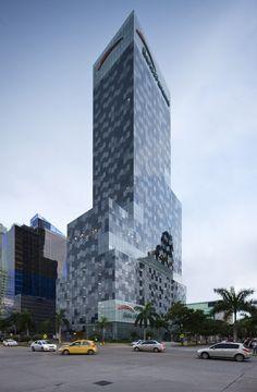 Gallery of Panamá Bank Tower / Herreros Arquitectos - 7