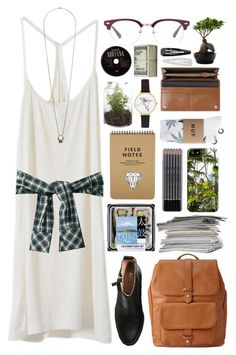 """""""Tropi-calls"""" by soil-and-sky ❤ liked on Polyvore featuring Acne Studios, Forever 21, HUF, Topshop, Olivia Burton and Mulberry"""