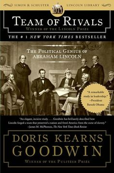The biography that convinced me I could read non-fiction. Goodwin has an excellent grasp of narrative, and Lincoln makes for a remarkable and compelling story.