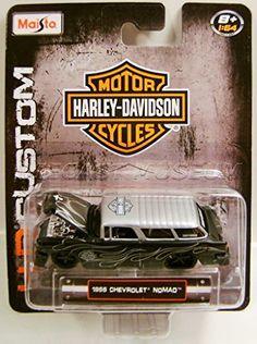 John Deere Toys, Harley Davidson Merchandise, Chevy Nomad, Harley Davidson Motor, 1955 Chevrolet, Hot Wheels, Diecast, Pin Up, Cycling