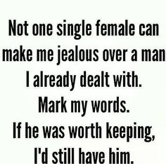 Bitch bye ✋ have him he's all yours #nothingbutproblems #wastedtimebrokenpromises