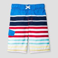Boys' Swim Trunks Cat & Jack - XS, Boy's, Multicolored