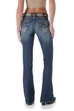 Rock 47 Jeans  (Rhinestones, Women's Pre-owned Designer Denim Jean Pants)