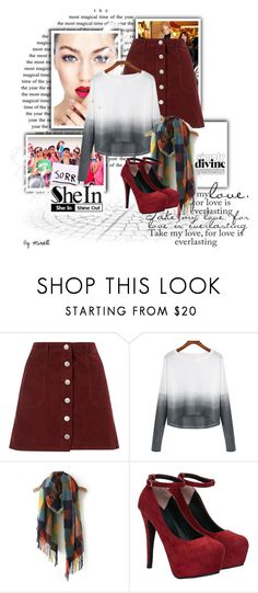 """""""Untitled #12"""" by wurey ❤ liked on Polyvore featuring Miss Selfridge, women's clothing, women's fashion, women, female, woman, misses and juniors"""