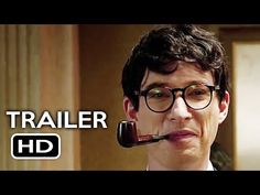 (26) A Futile and Stupid Gesture Official Trailer #1 (2018) Domhnall Gleeson Biography Movie HD - YouTube