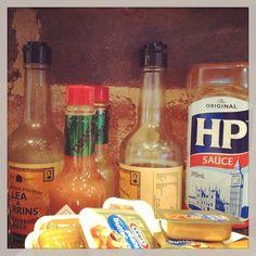 Les sauces dans un restaurant #australie #restaurant #sauce #Sydney