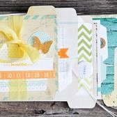 35mm Scrapbook Layouts by Stephanie Dagan | Scrapbooking Kits, Paper & Supplies, Ideas & More at StudioCalico.com!