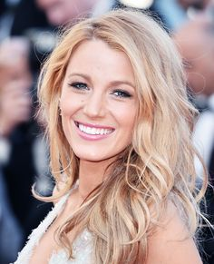 Best Beauty Moments from the 2014 Cannes Film Festival - Blake Lively from #InStyle