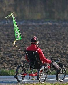 Ligfiets.net   Bikeflags.de nu ook in Nederland