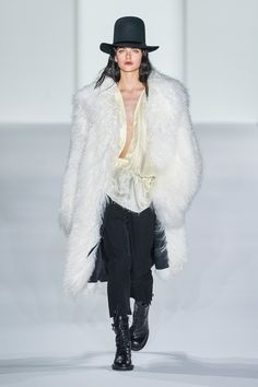 Ann Demeulemeester Fall 2019 Ready-to-Wear Collection - Vogue