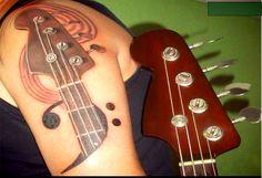 Tattoo bass