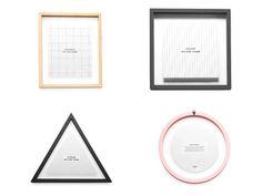 Kate Spade Saturday Frames | Modern Home Decor | Everywhere