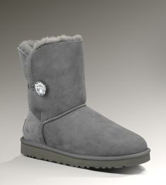 Womens Bailey Bling Uggs in Grey #Uggs #Boots #Shoes $220