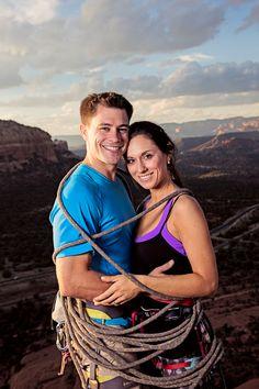 www.tickthatpitch.com Blog — Brian Lorrigan Photography. Arizona Engagement Rock Climbing Session