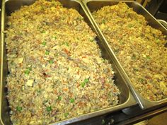 Made from Scratch Ham Fried Brown Rice