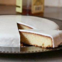 Easy Rum Cake Recipe--Try this easy French rum cake recipe when you want to serve just a little elegance.