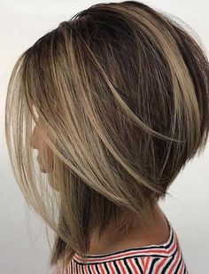 See here the incredible trends of bob hairstyles and haircuts for Ladies who are searching for latest styles of bob haircuts they are advised to visit this page for best styles of bob hair looks to show off in