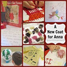 Economic Concepts - Foundational Skills -Activities for A New Coat for Anna