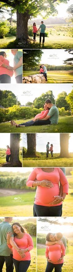 Millis Maternity Photographer - Tangerinis spring street farm, Sunset Set and a Baby Belly - CK Design & Photo  www.ckdesign.net