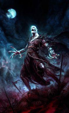 Koschei the Deathless by *michalivan on deviantART