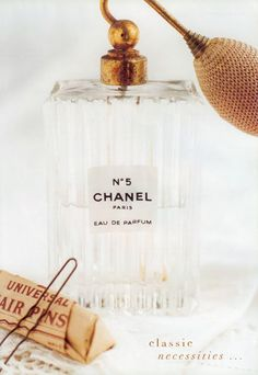 no5 - My all time favorite. Wear it with jeans, with pearls, with diamonds and with nothing. Intoxicating!