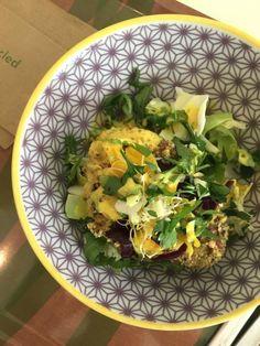 https://elidesc.com/restaurant/le-botaniste/ #visitgent gent ghent belgium europe food lunch brunch veggie vegetarisch le botaniste