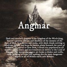 Angmar - and even dragons have their endings — LotR meme: landscape Thranduil, Legolas, Aragorn, Gandalf, Tolkien Books, Jrr Tolkien, High Fantasy, Sci Fi Fantasy, Fantasy Places