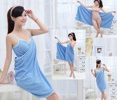 Spa Wrap Patterns | ... Bath Shower Spa Body Wrap Towel Robe Lounge Towel Bathrobe 2pcs/lot LB