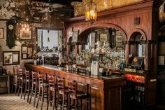 The Napoleon House in New Orleans, will make you feel like you're in old New Orleans and has been one of the world's most famous bars since 1812. Check out our bar guide to New Orleans here.