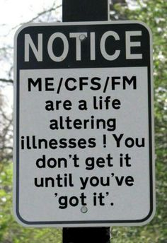 ME/FMS/CFS