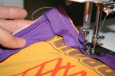 Easy Quilt Binding Tutorial