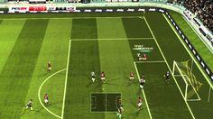 Pes 2014 Ps3 Gameplay - Juventus vs Milan - Partido en Línea / Match Online