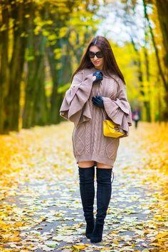 rochie-pulovar-cu-maneci-evazate-11
