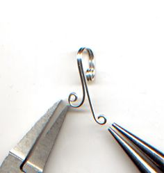 How to make wire pendant bails for jewelry