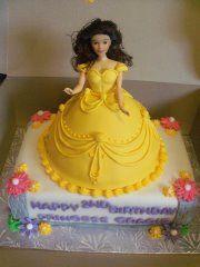 Princess birthday cake !    www.facebook.com/cakeddesserts