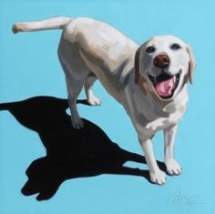 Cristall Harper :: Astoria Fine Art Gallery in Jackson Hole Dog Pictures, Cute Pictures, Yellow Lab Puppies, Pet Clinic, Animal Photography, Equine Photography, Dog Paintings, Dog Portraits, Dog Art