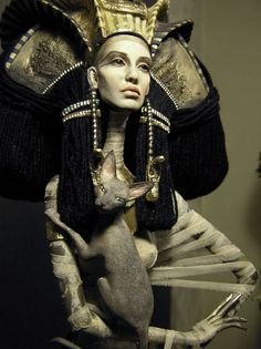 Обзор Cult, Hathor by the Popovy Sisters ( http://www.popovy-dolls.com )
