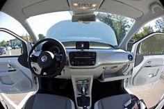 VW e-up! Interieur