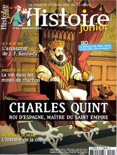 Histoire junior - Novembre 2013
