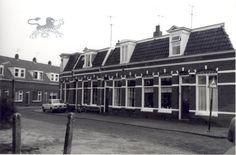 johannes semsstraat 1974 Historisch Centrum Leeuwarden - Beeldbank Leeuwarden