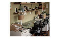 仕事場探訪:写真家ご夫婦の落ち着いたワークスペース | roomie