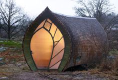 Modular Homes from Natural Materials by Torsten Ottesjo   Wisfer