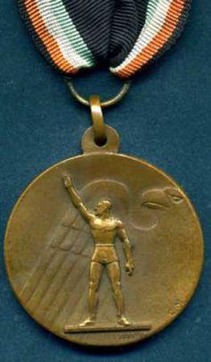 Медаль Фашистской милиции
