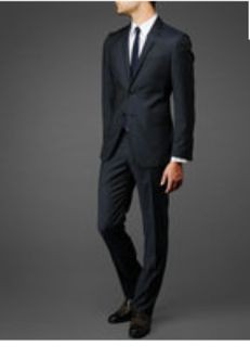 Brian and Boys will wear a suit for dinner.