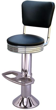 Soda Fountain Bar Stools