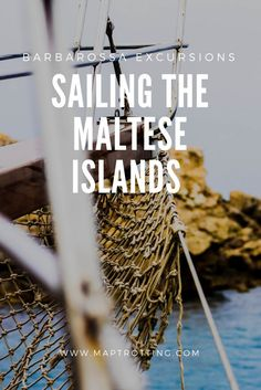 Sailing the Maltese Islands with Barbarossa Excursions Malta Travel | Sailing in Malta | Malta Holiday | Sailing Tours in Malta