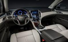 2013 Cadillac SRX Interior Photo 10