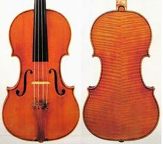 Lord Dunn Raven, 1710 Stradivarius Anne Sophie Mutter